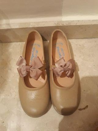 zapatos de niña 33