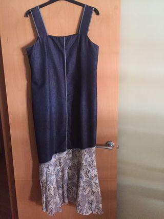 Vestido tejano T 48