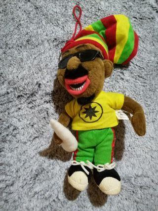 Peluche Bob Marley
