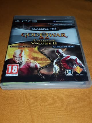 God of War Collection Volume II