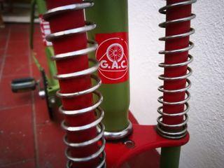 bicicleta G.A.C