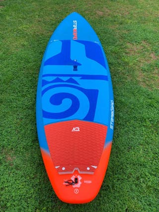 Sup starboard pro blue carbón