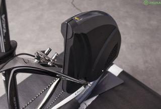 bkool smart air trainer, rodillo
