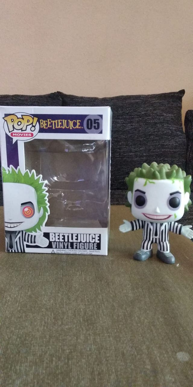 Funko pop beetlejuice #05