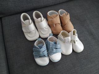 zapatitos bebé