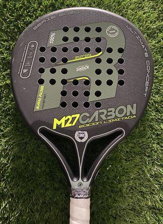 M27 carbon edicion limitada hybrid pala royal pade