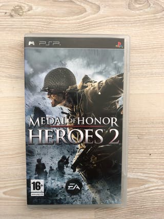 Medal Of Honor Héroes PSP