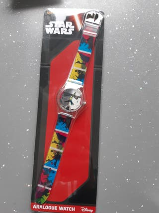 Star wars watches for kids