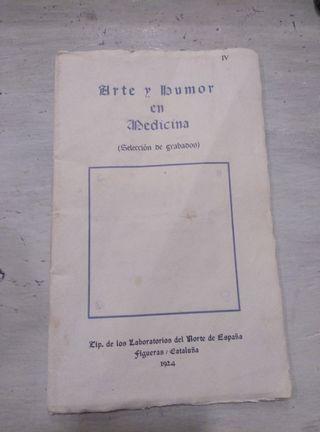 Arte y humor en medicina