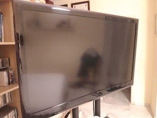 """TV LG 42"""" fundida para repuestos"""