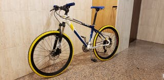 bici rokrider 26. 3×8 grupo sram