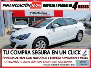 Opel Astra 1.6 CDTI ELEGANCE 110 CV *** FINANCIACION ***