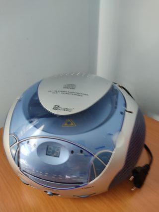 Radio CD Nevir