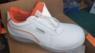 calzado de seguridad N°43