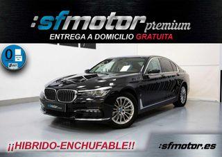 BMW Serie 7 740e iPerformance