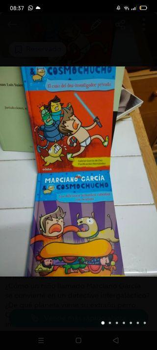 Marciano García libros infantiles divertidos