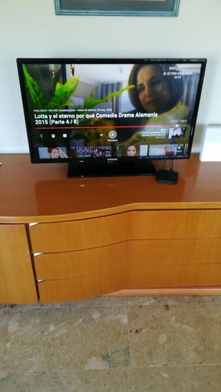 televisor samsung 32 led + Mibox