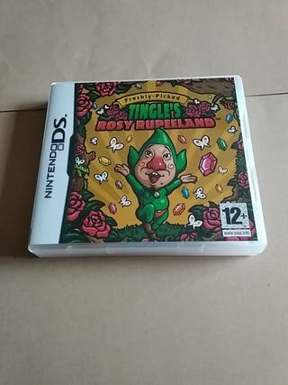 juego Nintendo ds Game boy tingles