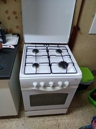Cocina horno gas natural URGE