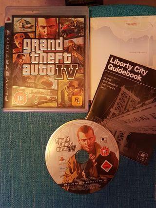 GTA 4 COMPLETO - PS3