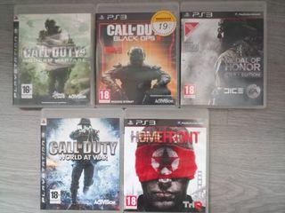 5 videojuegos de PlayStation 3 Call of Duty World