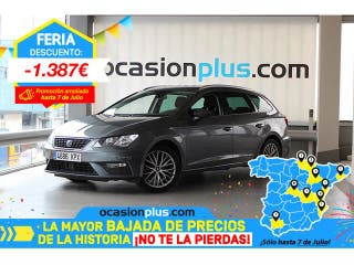 SEAT Leon ST 1.4 TSI SANDS Style 92 kW (125 CV)