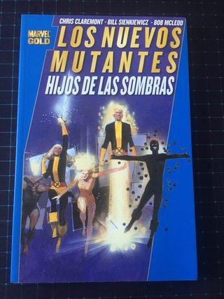 Los Nuevos Mutantes Hijos de las Sombras