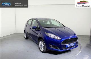 Ford Fiesta 05/2017 GARANTIA FORD