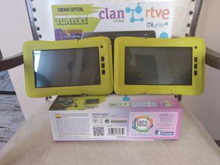 tablets edición especial turtles clan