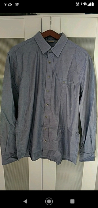 Camisa vaquera