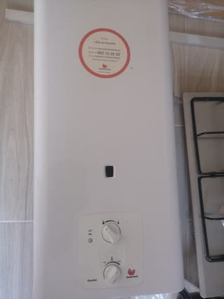 Gran Oferta!! Calentador nuevo a gas natural