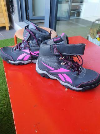 Reebok - Zapatillas trekking niño/niña