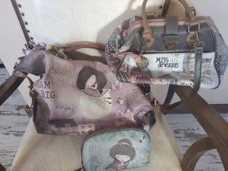 macuto maxi, bolso y portatodo anekke