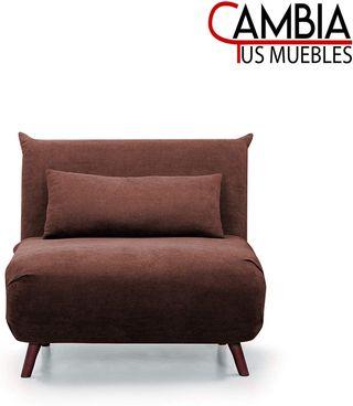 Sofá cama individual Pegaso plegable