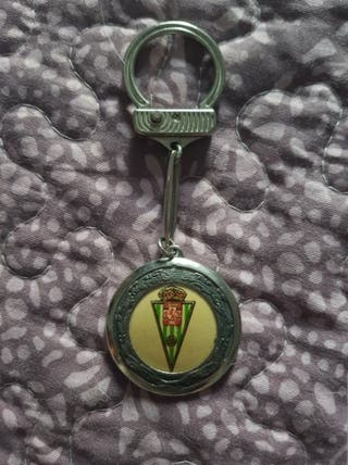 Antiguo llavero del Córdoba Club de Fútbol