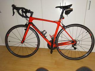 bicicleta de carretera profesinal