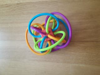 juguete bebe y movil cuna
