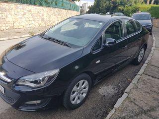 Opel Astra sedan 2018 GLP