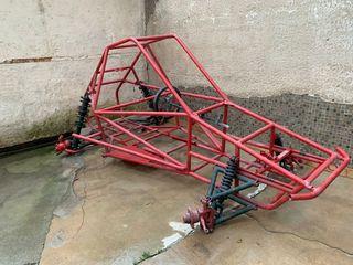 Chasis buggy 2cv