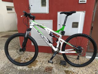Bicicleta Viper 26'' doble suspensión FOX