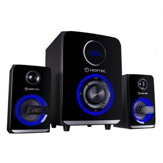 Altavoces 2.1 Hiditec H500 - 50w rms. Bluetooth