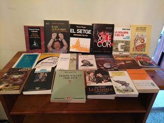 Lote 19 libros