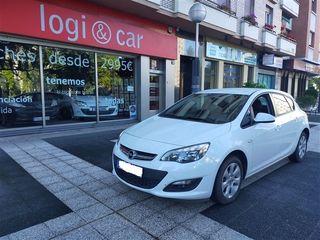 Opel Astra CDTI 2015