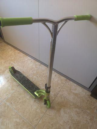 patinete scooter mgp vx7 team seminuevo