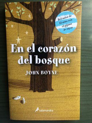 En el corazón del bosque (John Boyne)