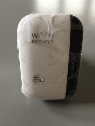 Amplificador repetidor wifi