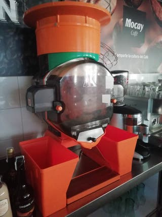 máquina zumo de naranja