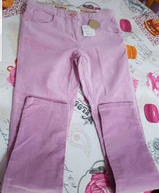 Pantalón pana niña 13 a 14 años Mango