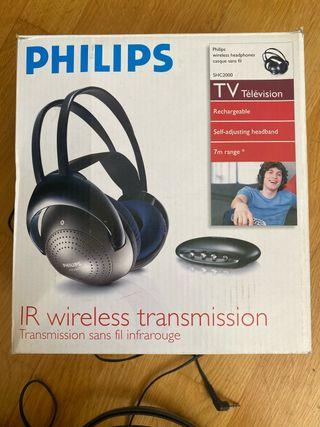 Philips Auriculares Hi-Fi inalámbricos