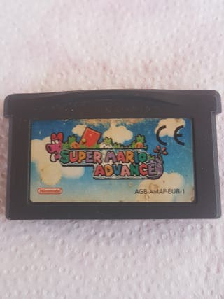 Juego Game Boy Super Mario